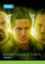 Ghost Adventures Season 7 DVD by Zak Bagans, Nick Groff and Aaron Goodwin