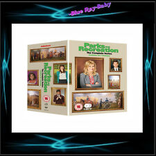 PARKS AND RECREATION COMPLETE SERIES SEASONS 1 2 3 4 5 6 7 ** BRAND NEW BOXSET**