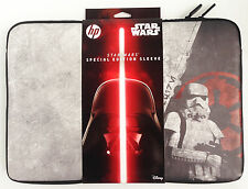 New HP Disney Star Wars Special Edition 15.6-Inch Laptop Sleeve - P3S09AA#ABB