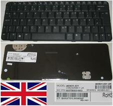 Clavier Qwerty UK HP CQ20 2230S 2230S V0623268K1 483931-031 493960-031 Noir