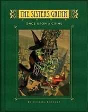 Once Upon a Crime The Sisters Grimm, Book 4) Bk. 4)