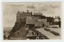 AK Edinburgh, Scotland, Castle, Changing the Guard 1931
