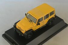 GREENLIGHT 86067 - Jeep Wrangler MOAB Edition 2014 jaune 1/43