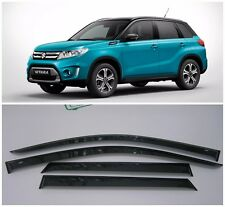 For Suzuki Vitara 5d 2015-2017 Side Window Visors Rain Guard Vent Deflectors
