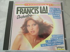 Francis Lai Orchestra - CD made in West Germany no ifpi