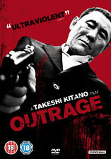 DVD:OUTRAGE - NEW Region 2 UK