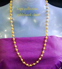 22k Carat  gold plated  chain elegant necklace sets fashion JEWELRY