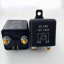 1pc New DC 12V 120A Heavy Duty Split Charge ON/OFF Relay Car Truck Boat