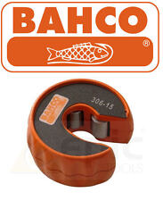 BAHCO 15mm Copper Pipe/Tube Slice/Quick Automatic Compact Cutter & Wheel 306-15