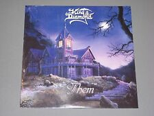 KING DIAMOND Them LP New Sealed Vinyl