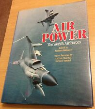 AIR POWER THE WORLD'S AIR FORCES Anthony Robinson Book (Hardback)