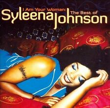 I Am Your Woman: The Best of Syleena Johnson  (CD) [NEW & SEALED]