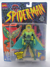 Animated spider-man vautour action figure toy moc 1994 Comic ToyBiz spiderman