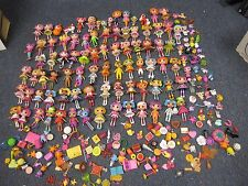 Lalaloopsy La La lala Loopsy Mini Doll & Accessories Animals Over 100 Rare