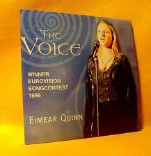 Cardsleeve single CD Eimear Quinn The Voice 2TR 1996 Celtic Folk Pop Eurovision