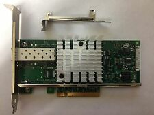 Intel X520-DA1 E10G41BTDA G1P5 10Gb 10 Gbe 10 gigabit Network Adapter Genuine