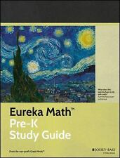 Common Core Mathematics: Eureka Math Pre-K Study Guide by Common Core Staff...