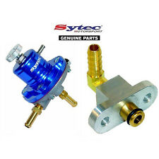 SYTEC SAR FUEL PRESSURE REGULATOR + SUBARU IMPREZA TURBO (92-00) RAIL ADAPTOR