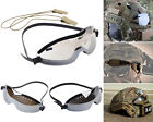 Tactical Airsoft Outdoor Motorcycle Windproof BOOGIE Regulator Goggle Glasses