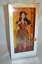I Dream of AUTUMN Barbie silver label Dream Season collector doll J3949 NRFB