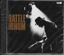 CD 17T U2 RATTLE AND HUM DE 1988 FRANCE 842 299-2 CID U27 NEUF SCELLE