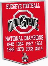 THE OHIO STATE UNIVERSITY 8 TIME NCAA FOOTBALL NATIONAL CHAMPION  MAGNET