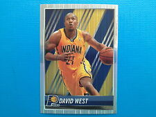 2014-15 Panini NBA Stickers Collection N.108 David West Indiana Pacers