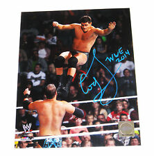 WWE CODY RHODES 8X10 SIGNED PHOTO FILE PHOTO WITH PROOF 3
