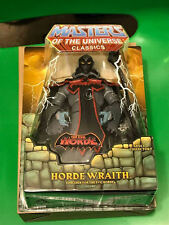 "Masters of the universe Horde Wraith  6"" inch action Figure  Collector's Choice"