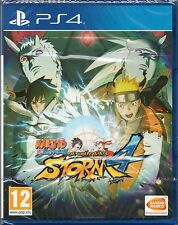 NARUTO SHIPPUDEN: ULTIMATE NINJA STORM 4 GAME PS4 ~ NEW / SEALED