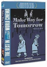 Make Way For Tomorrow - All Region Compatible Victor Moore NEW DVD
