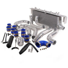 SUBARU IMPREZA WRX GDA 01-07 HIGH FLOW CORE FMIC FRONT MOUNT INTERCOOLER KIT