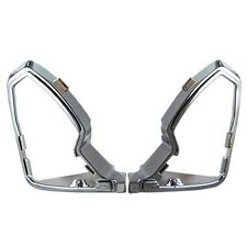 GOLDWING GL1500 Chrome Mirror Housing Base Set, 1988-2000 HONDA