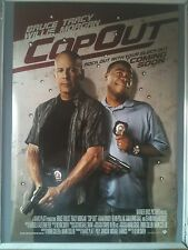 Cinema Poster: COP OUT 2010 (One Sheet)  Bruce Willis Tracy Morgan