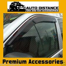 VW Transporter T5 Window Wind-Rain Deflectors(Front) Stick-On-Type