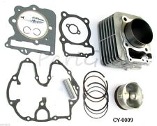For Honda Sportrax TRX400EX 400EX Cylinder Piston Gasket Top End Kit 1999-2008