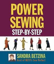 Power Sewing Step-by-Step-ExLibrary