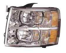 New Chevy Silverado 1500 / 2500 / 3500 2011 2012 2013 left driver headlight