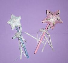 Build a bear Princess/ Fairy wand accessory lot