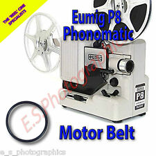 EUMIG P8 PHONOMATIC 8mm Cine Projector Belt (Main Motor Belt)