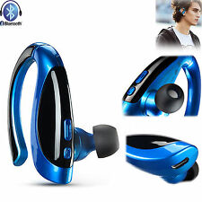 Handsfree HD Stereo Bluetooth Headset Earphone For Samsung Galaxy S6 S7 Edge J1