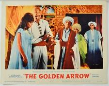 "Vintage ""The Golden Arrow"" Original Lobby Card 1963 11X14 #2"