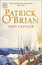Post Captain, By Patrick O'Brian,in Used but Acceptable condition