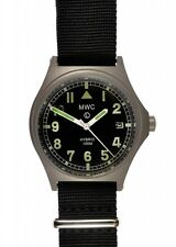 MWC G10 100m Hybrid Powered Titanium Military Watch NEW BOX