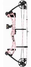 New Bear Apprentice 3 Youth Bow 15-50 # Pink Camo Complete PKG Right Hand