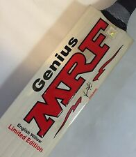 MRF Genius Limited Edition - 1st Grade English Willow Cricket Bat (Kohli Series)