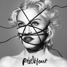 Rebel Heart (Deluxe) - Madonna (2015, Vinyl NEUF) Explicit Version2 DISC SET