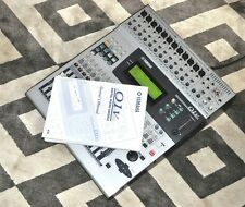 Yamaha 01V Digital Mixer Mixing Console with full user manual , AES/EBU