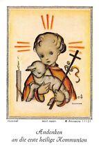"""Fleißbildchen Heiligenbild Gebetbild """"Hummel """" Holy card Ars sacra"""" H595"""""""