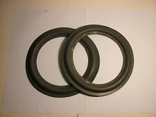 "One pair of foam surrounds for 8"" Sony spkrs..eg  SS-VA55 etc. See list ."
